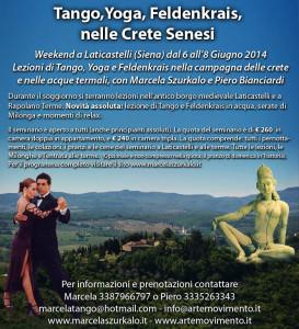 tango yoga feldenkrais nelle crete senesi