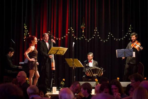 Marcela Szurkalo - Orchestra di Tango La Bordona
